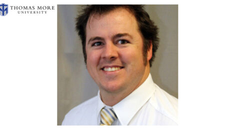 Noah Welte Named Assistant Vice President for University Operations, Thomas More University