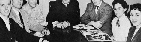 Charles H. Deters '50 - Student, Alumnus, Staff , Board Member