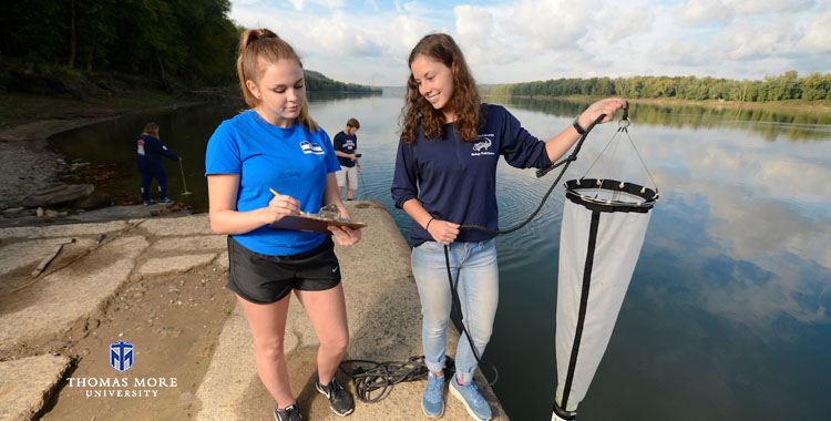 Thomas More Collaborates with EPA to Enhance Opportunities for STEM Programs