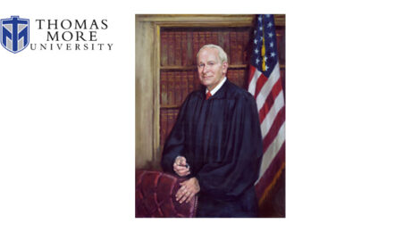 New Thomas More University Lawyers Lunch Name Honors Legacy of Justice Wintersheimer
