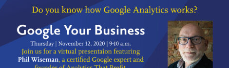 Business Essentials Series - Google Your Business