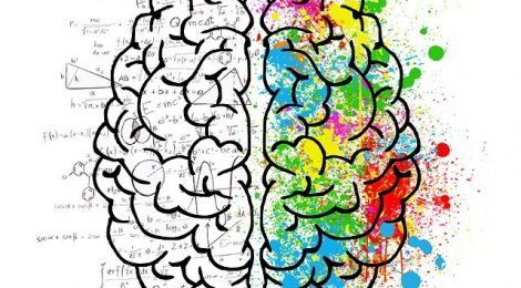 logic and creative sides of brain
