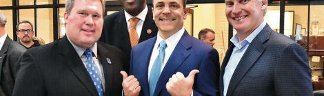 Kentucky Governor Matt Bevin Cuts Ribbon at TMC's First Work Ready Incubator Site