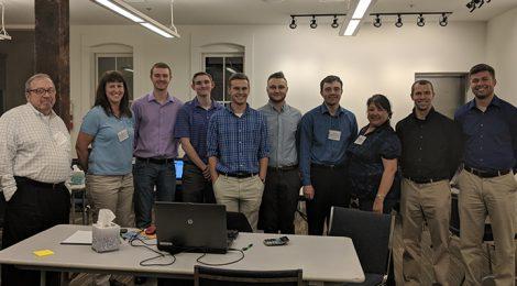 Thomas More College Participates in VITA Program 2018