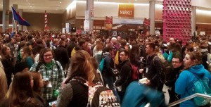 Over 13,000 college students attended the five-day SEEK conference.