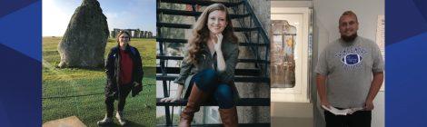 History Department Student Spotlights