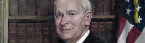 Justice Donald C. Wintersheimer '53, Professor, Mentor, Colleague, Friend