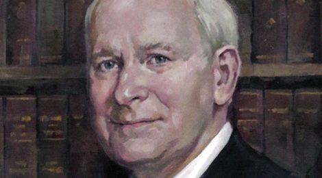 Justice Donald C. Wintersheimer '53, Professor, Mentor, Colleague, Friend